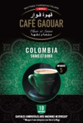 CAFE ARABICA CAPSULE COLOMBIA PURE ORIGINE
