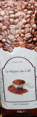 CAFÉ EN GRAINS NATUREL