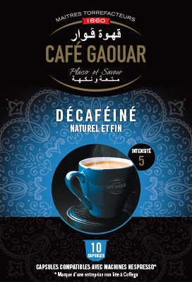 CAFE CAPSULE DECAFEINE