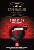 CAFE SENSATION - CAFE FORT EN CAPSULE